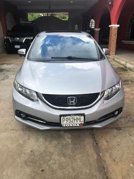 Honda civic Si 67,000 mil Poco Negociable