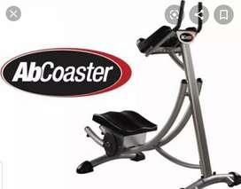 Se vende máquina de hacer abdominales-de segunda-buen estado (AbsCoaster)