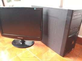 Computador (PC) para ofimática y multimedia.