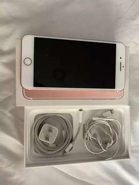 Vendo o cambio iPhone 7 plus de 32 gb