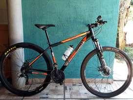 Bicicleta rodado 29. Mountan bike