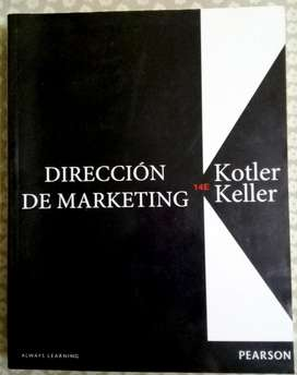 DIRECCION DE MARKETING 14º ED. PHILIP KOTLER KEVIN LANE KELLER