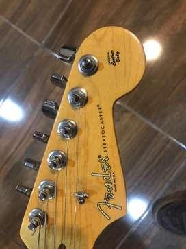 Guitarra Fender American Deluxe Strat Plus HSS