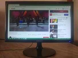 monitor como nuevo
