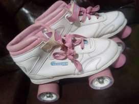 Patines Chicago Girls Talla 35 Soy Luna Disney