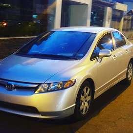 Honda Civic 2007 de Oferta!!
