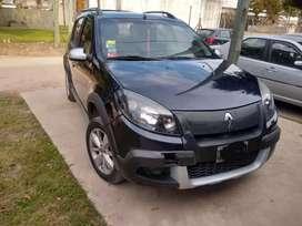 Renault Sandero Stepway 2011 1.6 nafta