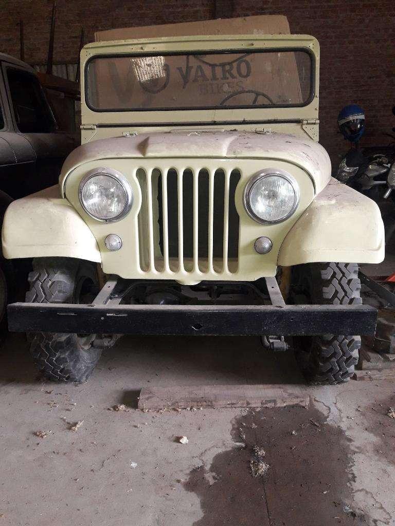 Jeep Ika 0