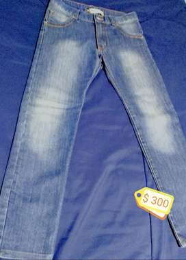 Pantalón jeans niño