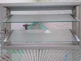 Vendo balancín sin uso de acero inoxidable x no poder usarlo en la remodelación