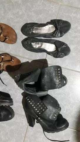 Vendo zapatos varios