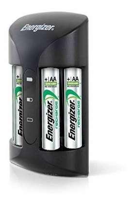 Energizer Value Cargador Para 4aa Nimh Batería Pilas Incluid