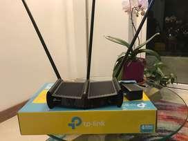 Router rompemuros Tp-link