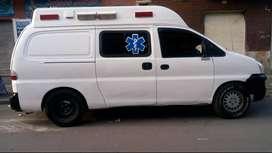 Ambulancia Hyundai