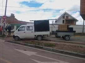 Vendo Pick up doble cabina DFM Mod 2012
