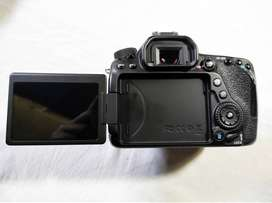 Cámara Profesional Canon EOS 80D