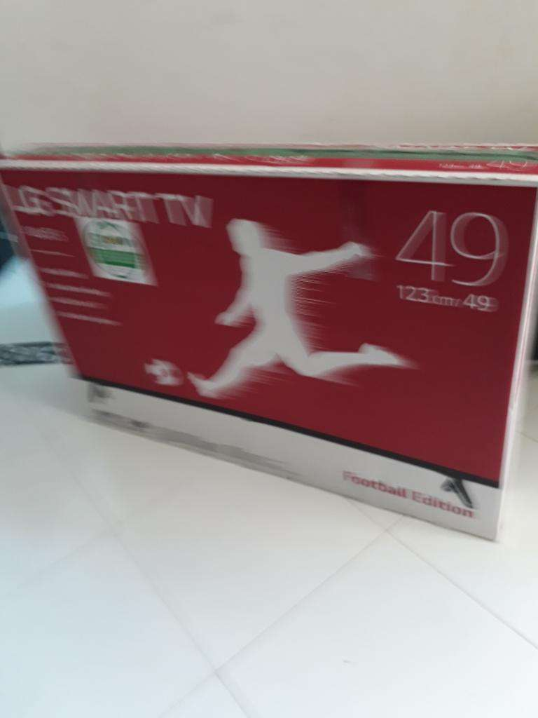 Smart Tv Lg 49 Pulgadas Tdt Fhd 0