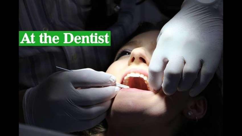Profesor de Inglés para Odontólogos. 0
