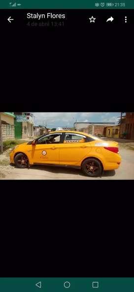 Vendo taxi flamante