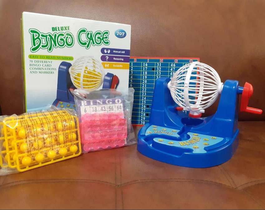 Bingo balota 0