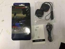 Audífonos Bluetooth para casco Moto tipo intercomunicador