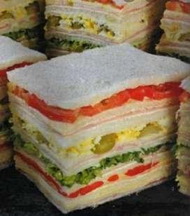 Vendo franquicias famosa fabrica de sandwiches sin comisión