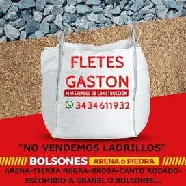 FLETES V.G VENTA DE ARIDOS