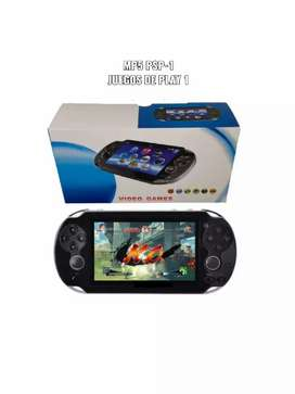 Consola mp5 Juegos play 1