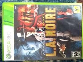 LA Noire Xbox 360