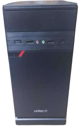 TORRE CPU CORE I5 MEMORIA RAM 4 GB DISCO DE 500GB 2 GENERACIÓN GARANTÍA 6MESES