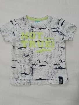 Camiseta Bium bebé