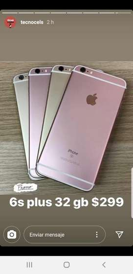 Iphone 6s plus 32 ,64 ,128