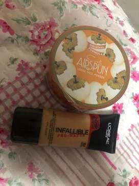 Maquillaje Original ( Se Venden Los Dos)