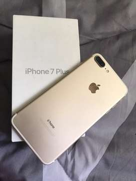 IPhone 7 Plus Dorado 32Gv