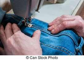 Busco chicas o señoras que sepan costura