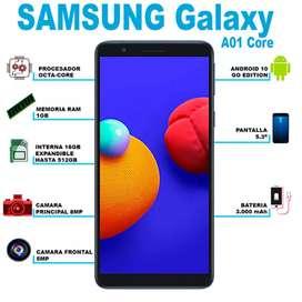 Vendo Samsung A01 core 16gb