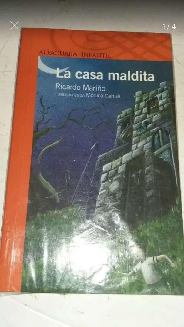 LA CASA MALDITA  (usado) 0