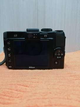 Reparación cámara Nikon P600