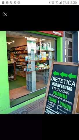 Fondo de comercio - Dietetica