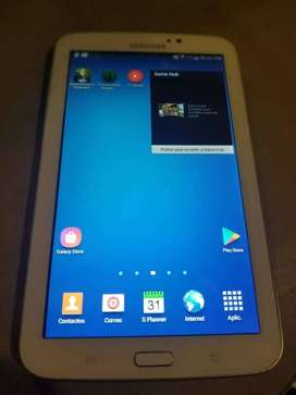 "TABLET SAMSUNG SM-T210 7"" IMPECABLE! USADA COMO NUEVA COMPATIBLE NETFLIX ZOOM FACEBOOK INSTAGRAM Y MAS! FINANCIACIÓN"