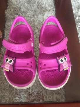 Hermosas Crocs Originales Niña