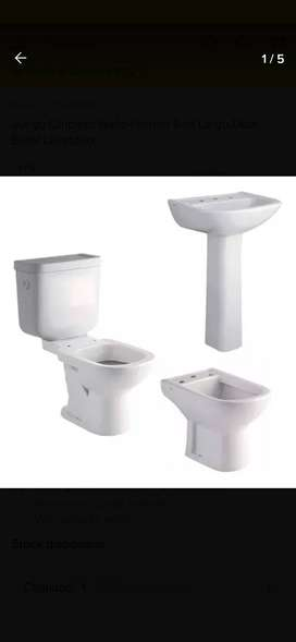 Juego de baño sanitarios