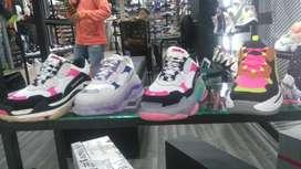 Vendemos para dama exclusivas Nike Adidas Versace gucci fila etc