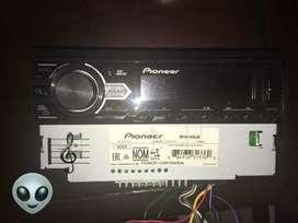 Radio pasacintas Pioneer