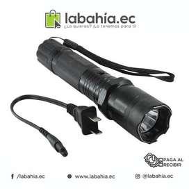Linterna Taser 1101 con Choque Electrico