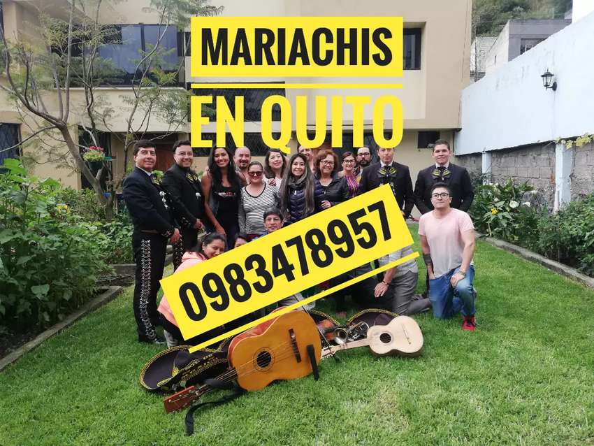 Mariachis en Quito chillogallo Santa Rosa cristo rey solanda 0