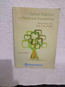 Salud pública y medicina preventiva (usado )