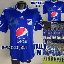 CAMISETA MILLONARIOS FC 2010