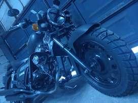 Remato motocicleta