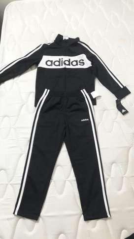 Nuevo Conjunto Adidas Original Talla 6